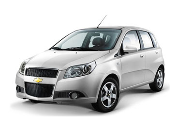 авто Chevrolet Aveo