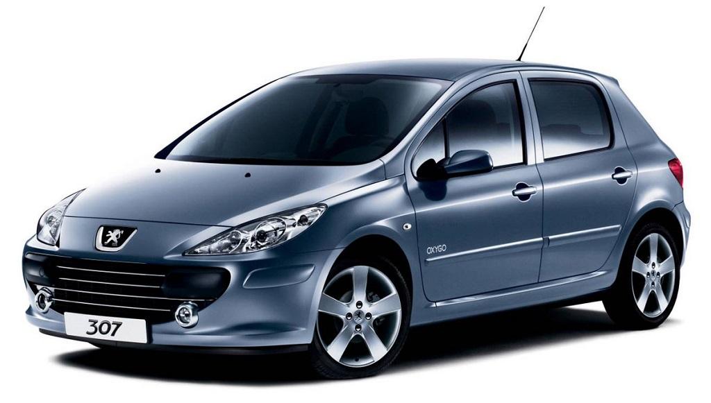 Аренда авто Peugeot 307