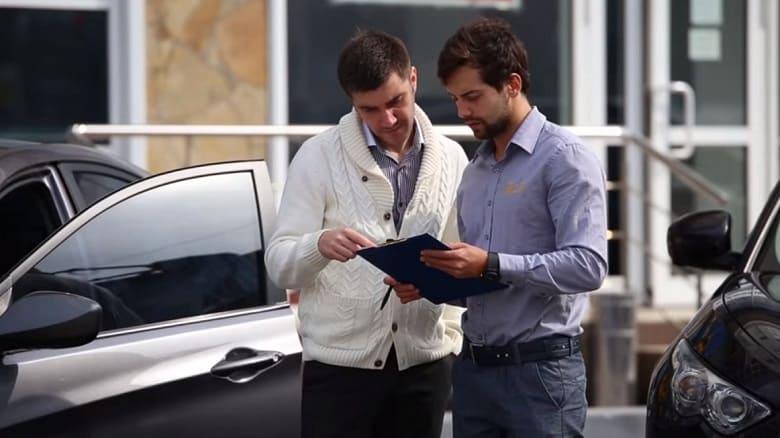 Что нужно для аренды авто